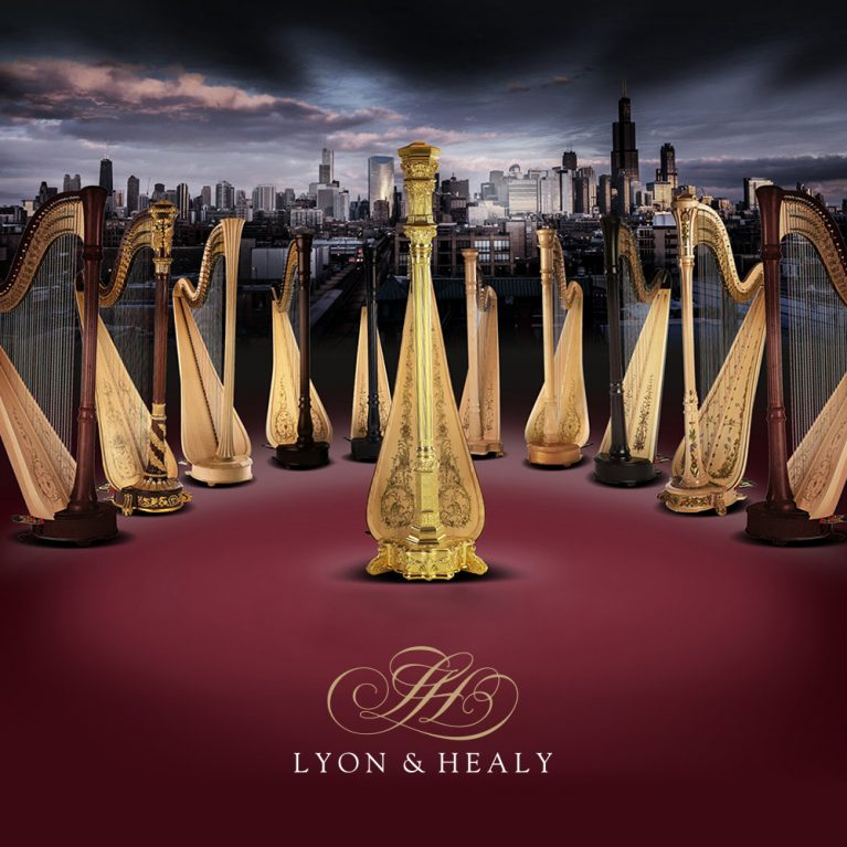 Lyon & Healy Harps