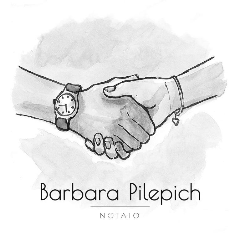 Notaio Barbara Pilepich
