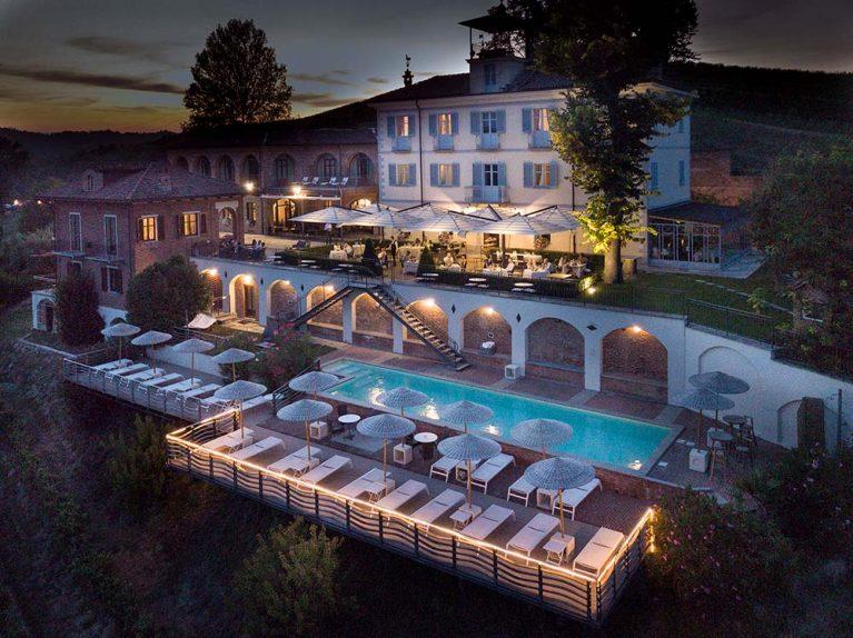 Un'isola di pace nei rumori del mondo: Villa Tiboldi