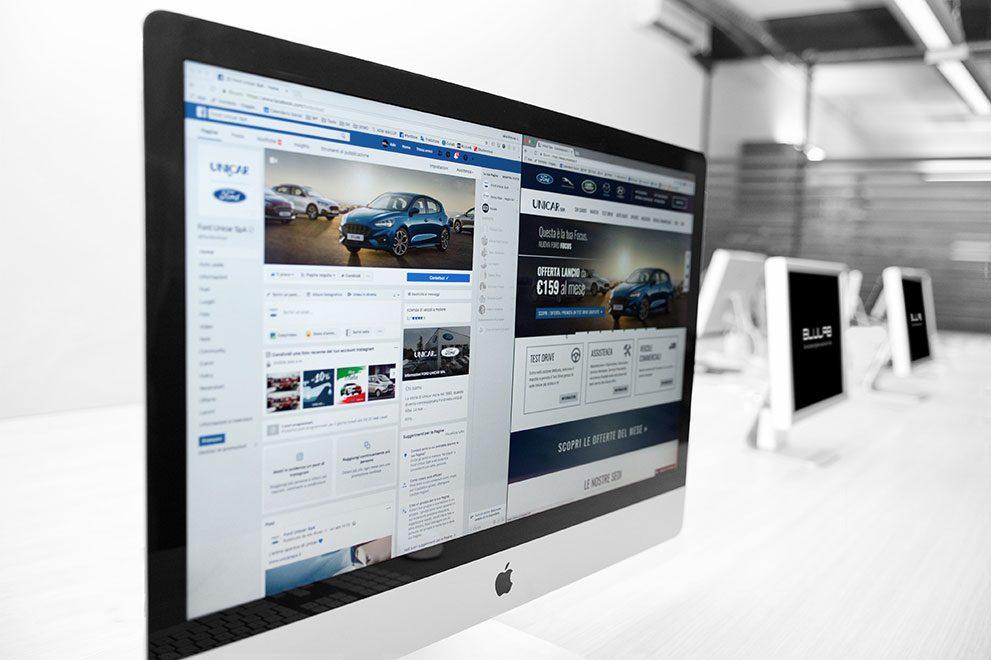 Social media strategy - Blulab - Comunicazione digitale integrata e soluzioni per il web