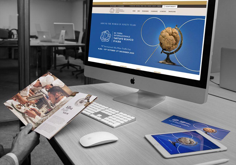 Con Blulab Creative Lab puoi creare Ecosistemi di comunicazione: dai media tradizionali al digital